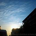 写真: 地震雲2012.5.21