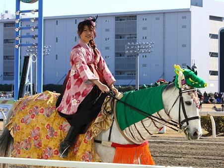 川崎競馬の誘導馬01月開催 辰Ver-120107-17