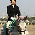 写真: 川崎競馬の誘導馬04月開催 桜Verその1-120409-09-large