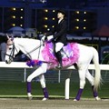 写真: 川崎競馬の誘導馬05月開催 藤Ver-120514-04-large