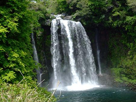 音止めの滝 2011.5.8