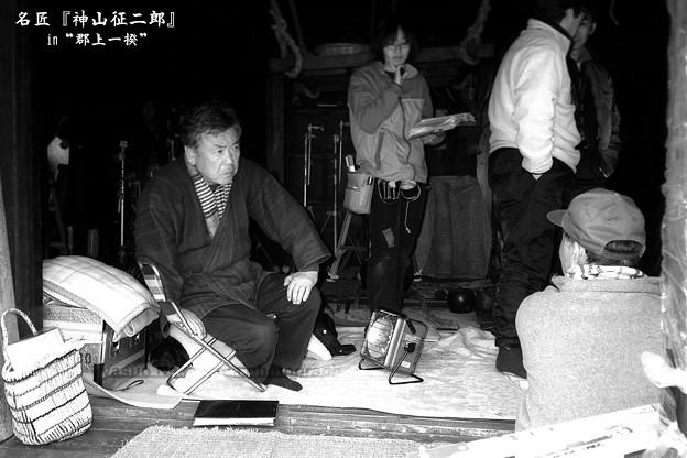 神山征二郎先生/映画監督