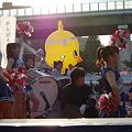 写真: 阪大チアガール