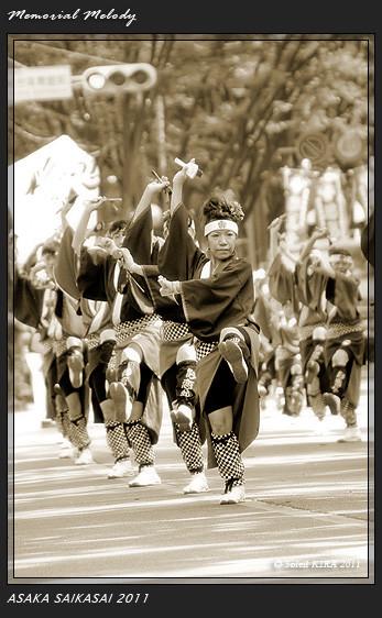 写真: 狭山YOSAKOI紗恋乱_02 - 「彩夏祭」 関八州よさこいフェスタ 2011