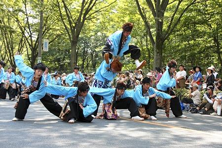 朝霞鳴子一族め組_08 - 「彩夏祭」 関八州よさこいフェスタ 2011