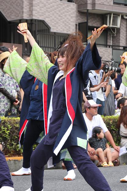 写真: リゾンなるこ会飛鳥_20 - 第8回 浦和よさこい2011
