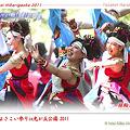 写真: 銀輪舞隊_17 - よさこい祭りin光が丘公園2011