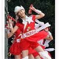 写真: サニーグループよさこい踊り子隊SUNNYS_12 - 原宿表参道元氣祭 スーパーよさこい 2011