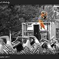 写真: り組(高知県理容生活衛生同業組合)_32 - 原宿表参道元氣祭 スーパーよさこい 2011