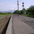 Photos: 鹿部駅ホーム2