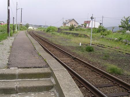 上ノ国駅2