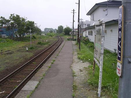 上ノ国駅1