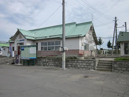 上富良野駅舎