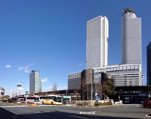 写真: 名古屋駅西側(太閤通口)_02
