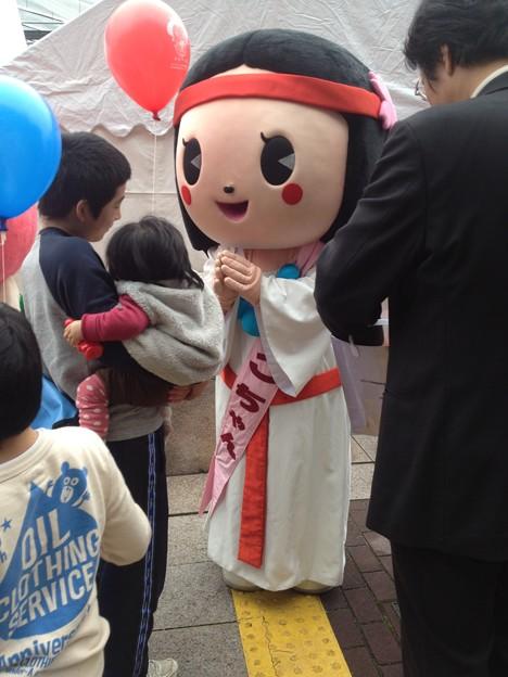 旅まつり名古屋 2012 No - 02:ひみこちゃん