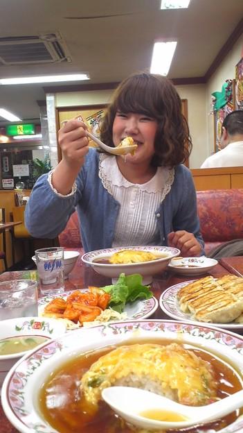 食い 女子 大