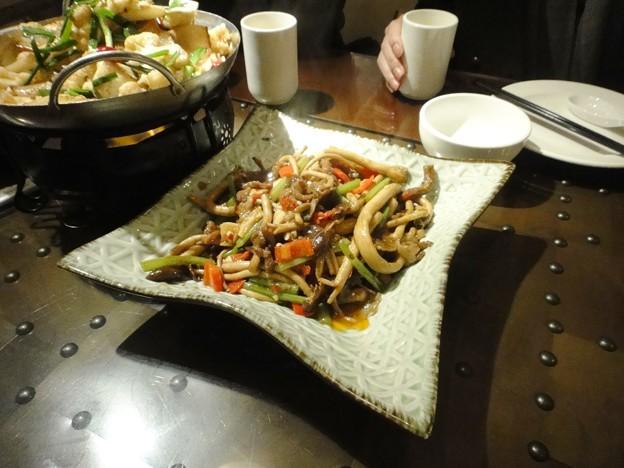 上海 最後の昼飯 1