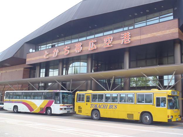 バスが2台