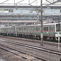 写真: 東北本線719系