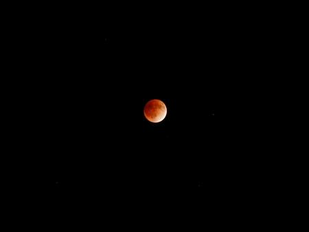 月食 DSCN0414