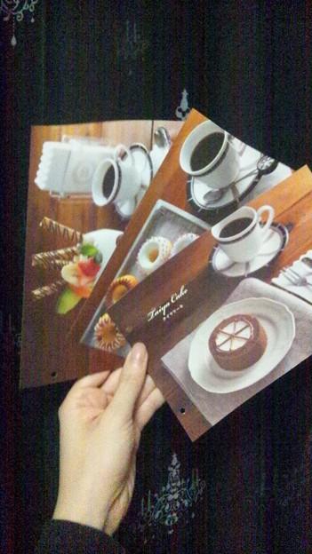 写真: レシピカード@TAIYA CAFE