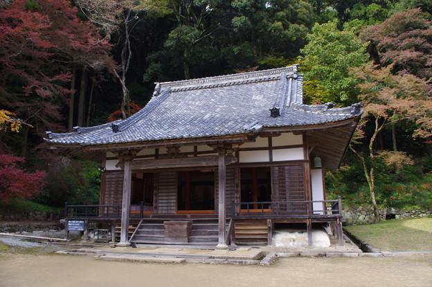 Photos: 正暦寺本堂