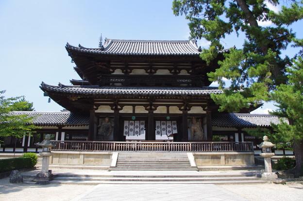 Photos: 法隆寺中門