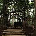 写真: 槵触神社