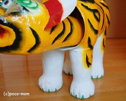 98張り子の虎