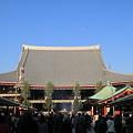 Photos: 浅草寺 本堂