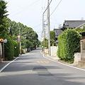 Photos: 旧水戸街道 若柴宿1