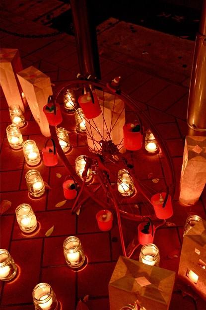 写真: CandleNight@大阪2010茶屋町_3601