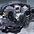 Photos: スバル BRZ エンジン