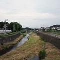 写真: 110806 鶴見川