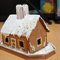 写真: お菓子の家