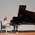 写真: ピアノ発表会