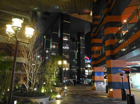 博多中洲キャナルシティ夜景