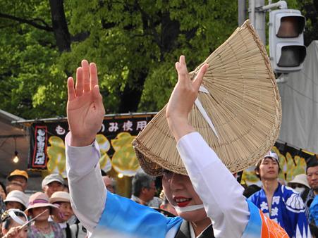 太閤まつり:美しい踊り手