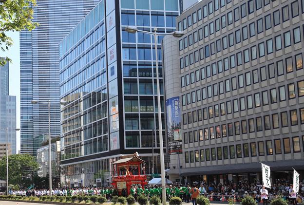 Photos: 杜の都山鉾巡行