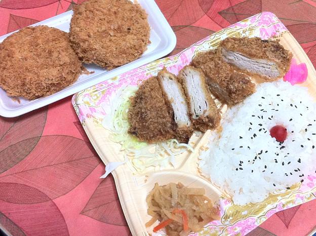 Photos: 4/15 昼食