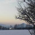 Photos: 冬至の利尻富士