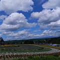 美瑛の空と雲