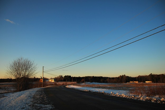 The Morning Sky 1-28-12