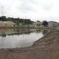 Photos: 座間養魚場水抜き