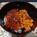 Photos: ウニイクラ丼