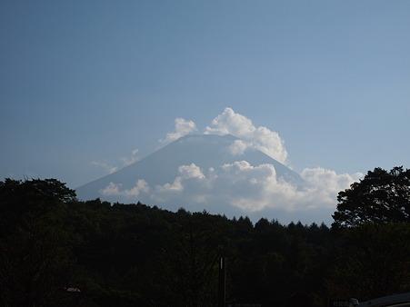 富士山@忍野八海