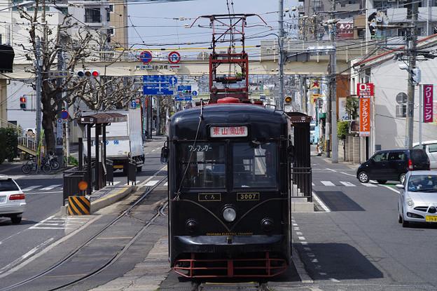 s5019_岡山電軌3007号KURO_東山