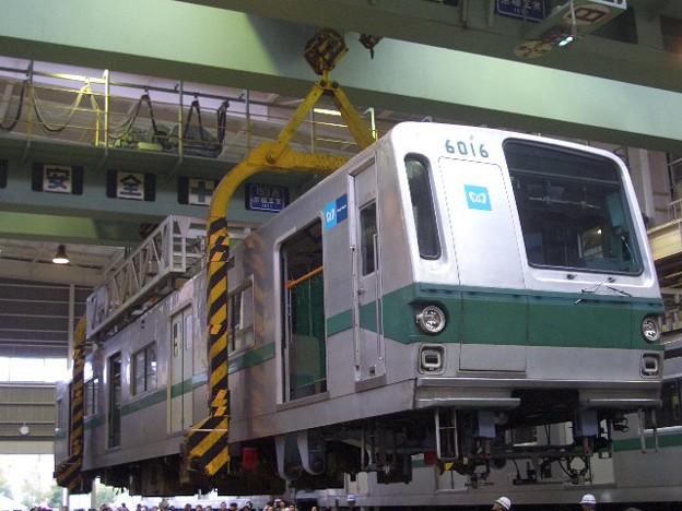 千代田線 工場へ CIMG7410