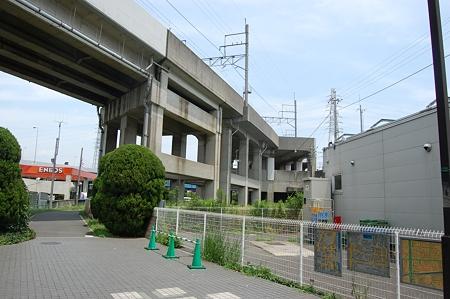 二俣新町駅周辺