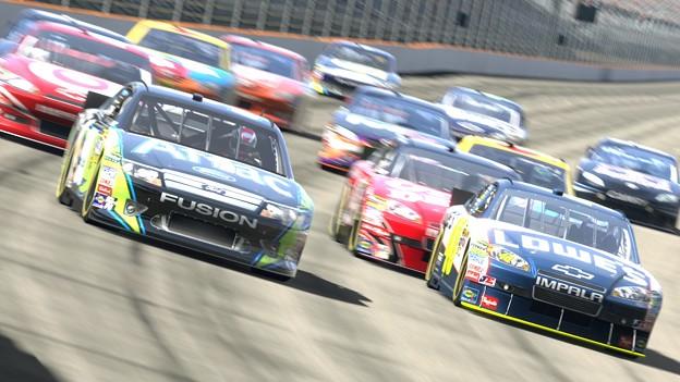 NASCAR in INDY